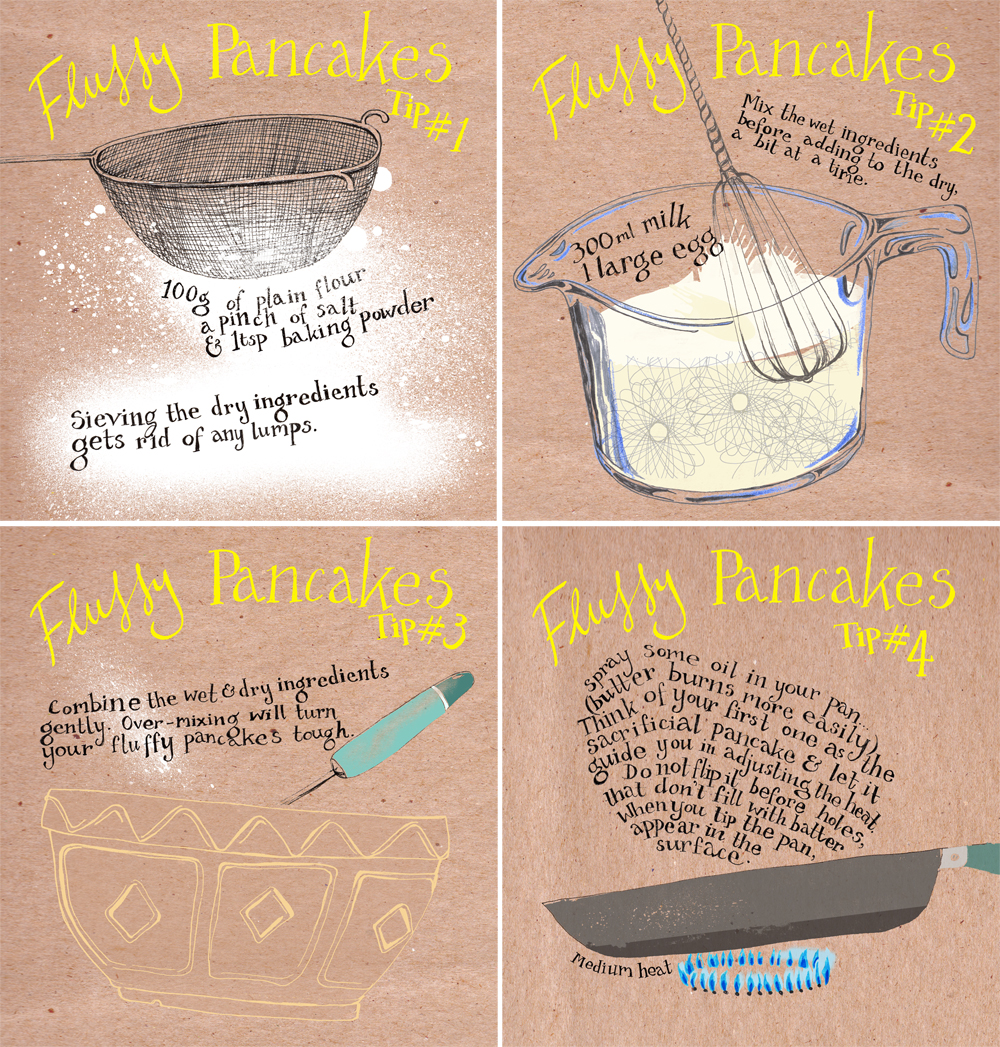 Top tips for pancake day!